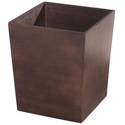 InterDesign Formbu Wastebasket – Home or Office Trash Can,
