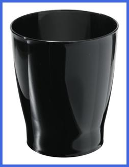 Franklin Plastic Wastebasket Trash Can For Bathroom Bedroom