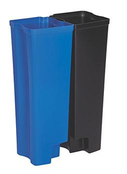 Rubbermaid Commercial Front Step Plastic Step-On Rigid Dual