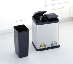Garbage Trash Can Container Storage Recycle Recycling Bin Ho
