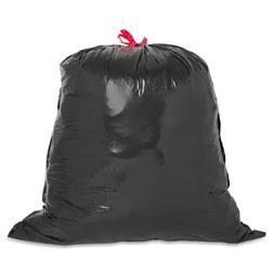 Genuine Joe GJO01230 Expandable Drawstring Trash Can Liner,