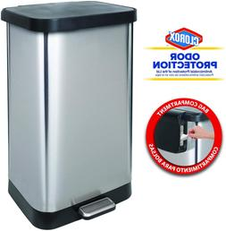 glad gld 74507 extra capacity stainless steel