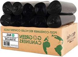 Reli. Recyclable Eco-Friendly Trash Bags, 33 Gallon  - Made