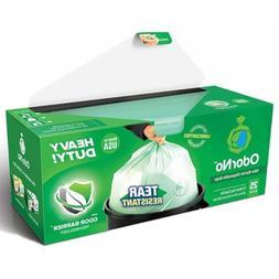 OdorNo Heavy Duty Disposal Bags, 13 Gallon, Box/25