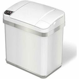 ITouchless Kitchen Trash Cans Multifunction Matte Finish Can