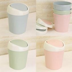 Kitchen Small Waste Bin Desktop Garbage Basket Table Roll Sw