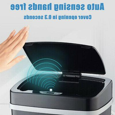 Automatic Trash Touchless Touch