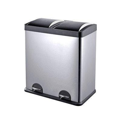 Step N' Sort 16-Gallon 2-Compartment and Bin