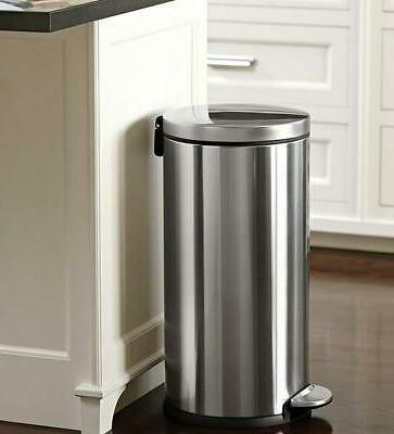 30 liter kitchen office home garbage bin