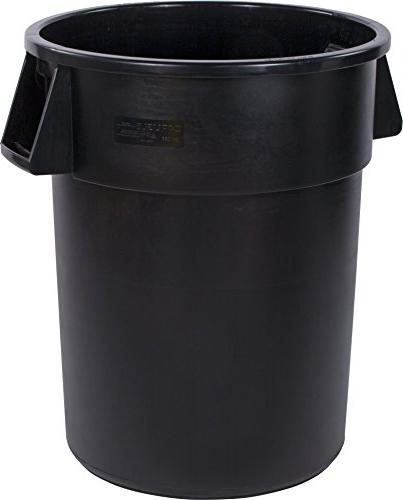 34105503 bronco round waste container