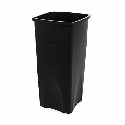 356988bk untouchable waste container