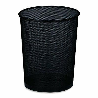 4 1 2 gallon steel black round