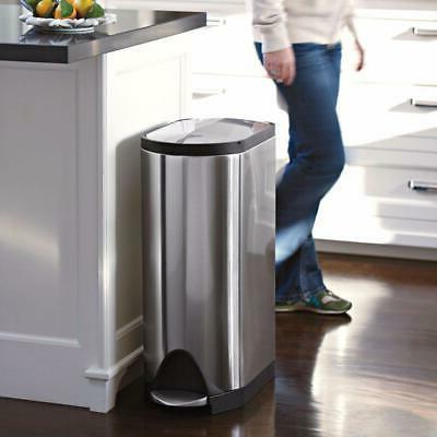 Simplehuman 40 10.6 Gallon Recycler Dual Step