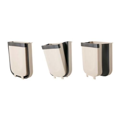 6L Wall Waste Door Trash Bin