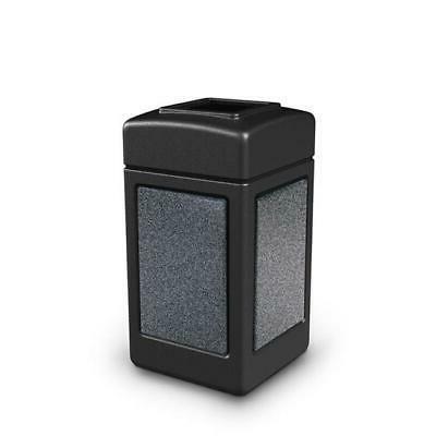 DCI Marketing 720313 38-Gallon StoneTec Panel - Black w - Pe