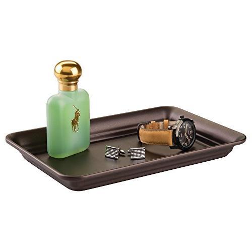 InterDesign 02871 Countertop Guest Towel Tray - Bathroom Van