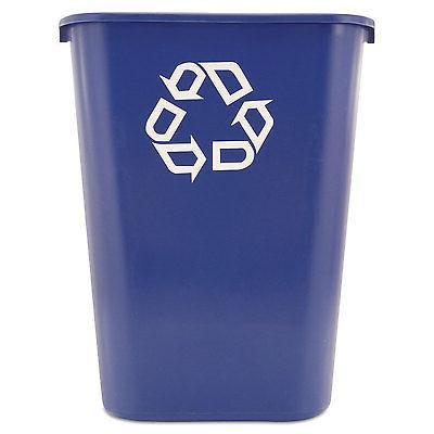 Rubbermaid Commercial Products FG295773BLUE Plastic Resin De