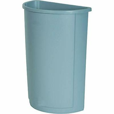 Rubbermaid Commercial Untouchable Trash Can, 21 Gallon, Gray