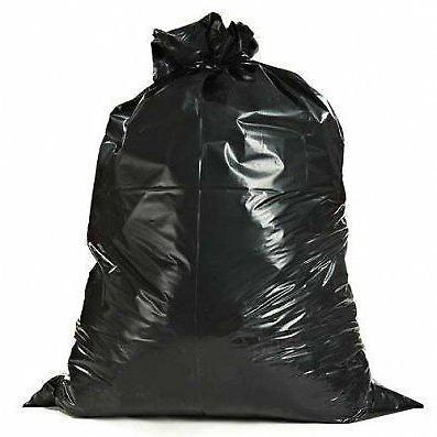 """Toughbag 55-60 Gallon Contractor Trash Bags, 38""""W x 58""""H, 3."""