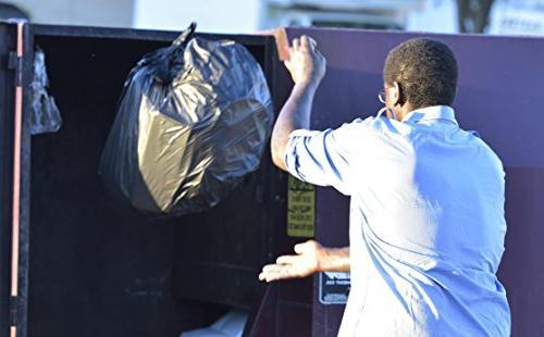 UltraSac 33 Gallon Trash Bags Huge 100 Pack//w Ties 39/'x33/' Heavy Duty Large Bag