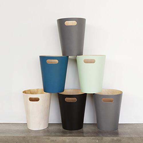 Umbra Modern Can Wastebasket for Charcoal