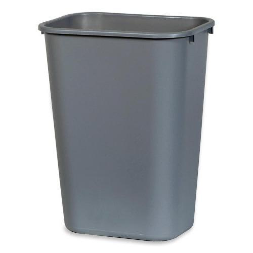 Wholesale CASE of - Rubbermaid Standard Series Wastebaskets-Rectangular Wastebasket,41-1/4