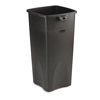 Wholesale CASE of 5 - Rubbermaid Square Waste Containers and