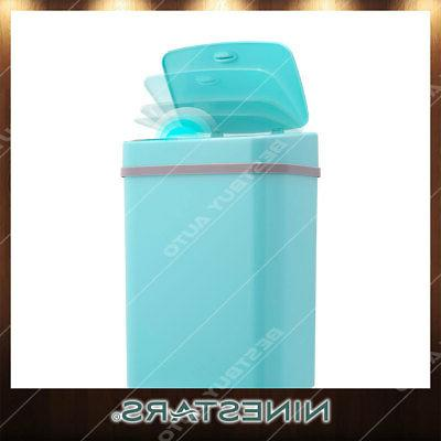 Automatic Touchless Sensor ABS Trash Can Gal 12L