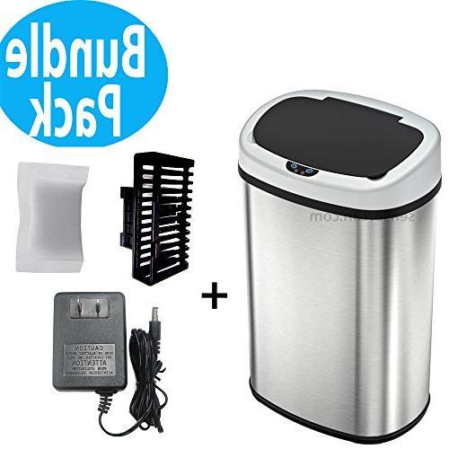 battery automatic touchless sensor kitchen