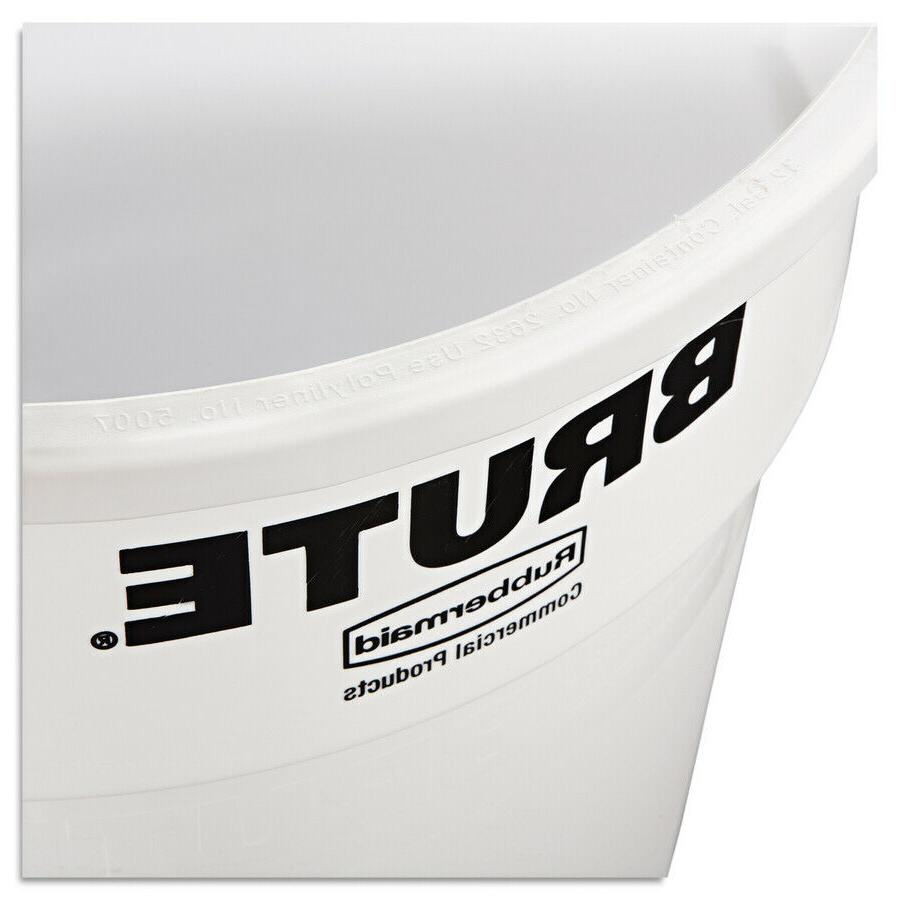 Rubbermaid Commercial Brute Trash Can