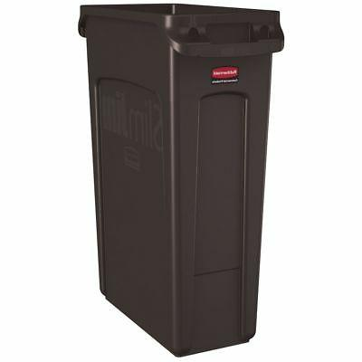 commercial products slim jim trash can waste