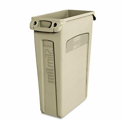 Rubbermaid® Commercial Slim Jim® with Ve