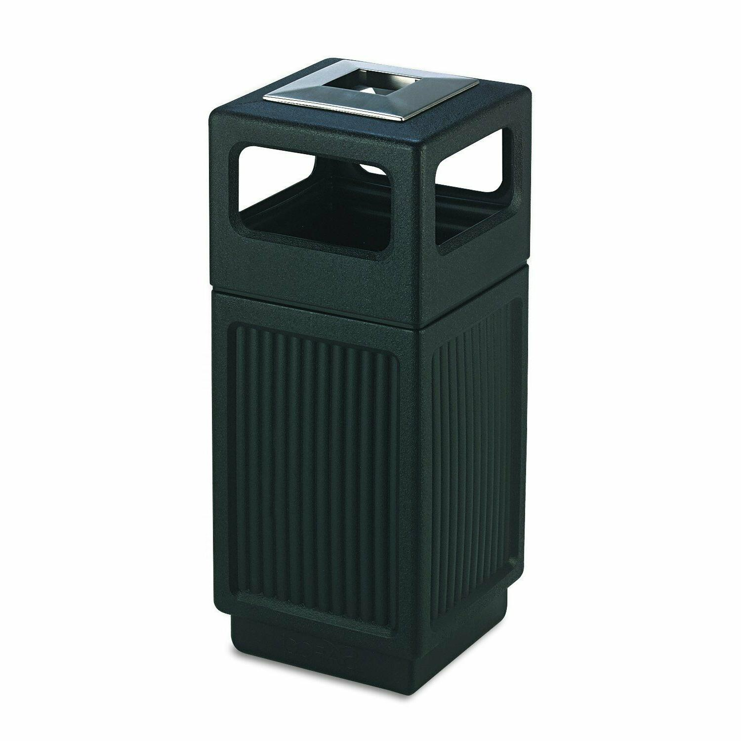 Commercial Trash Can Restaurant outdoor Large Garbage Waste