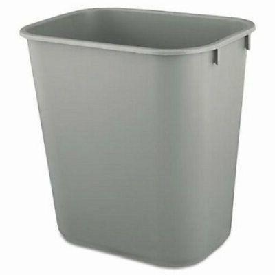 deskside trash can