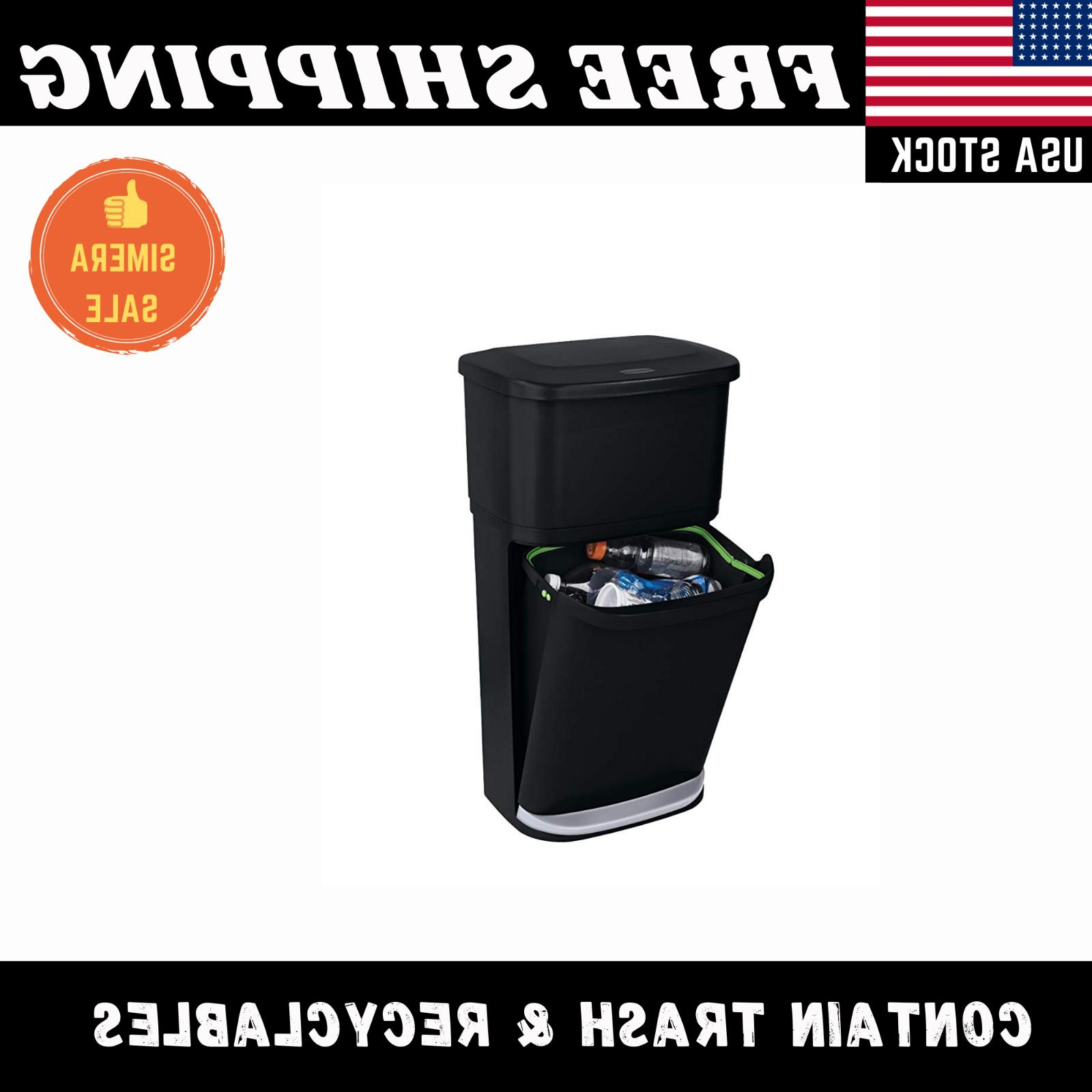 Gallon Step Plastic Bin Buckets