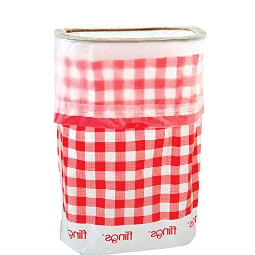 flings bin gingham patented pop