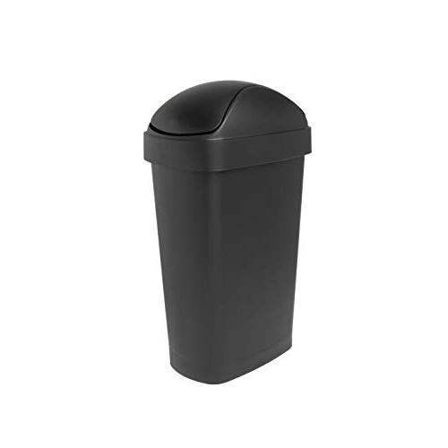Umbra Flippa Large Can with Swing-Top Lid for Commercial 30L,