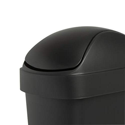 Umbra 8 Large Rectangular Trash for Outdoor Commercial Use,
