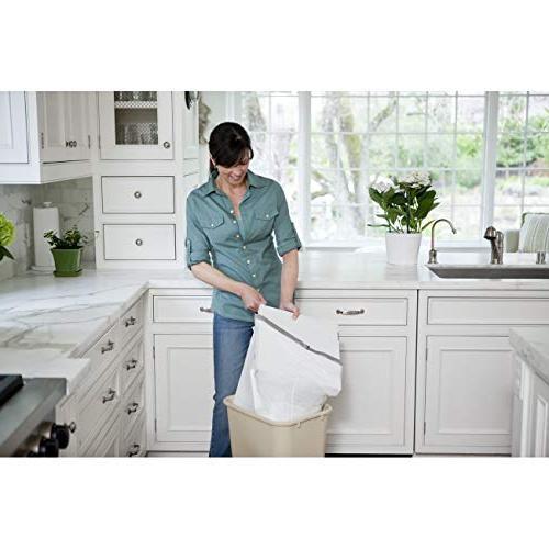 Kitchen Drawstring - Febreze - 13 34 2 Pack
