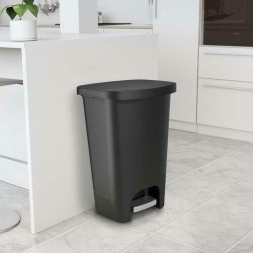 GLAD Trash with 13 Gallon / 50 Liter,