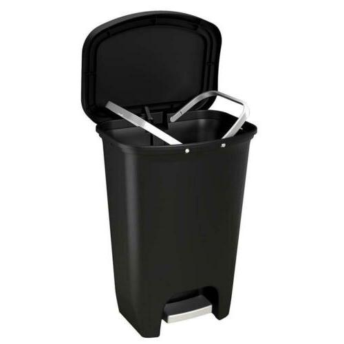 GLAD Trash Can 13 / Liter,