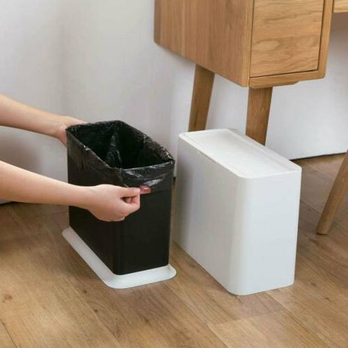 Trash Can Garbage Bin Kitchen Trash Cans Kitchen Touch Lid A