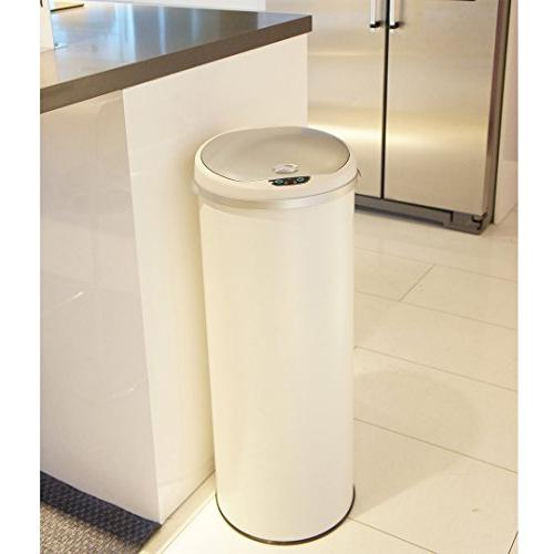 iTouchless 13 Trash Can with Control – Liter Kitchen Trash