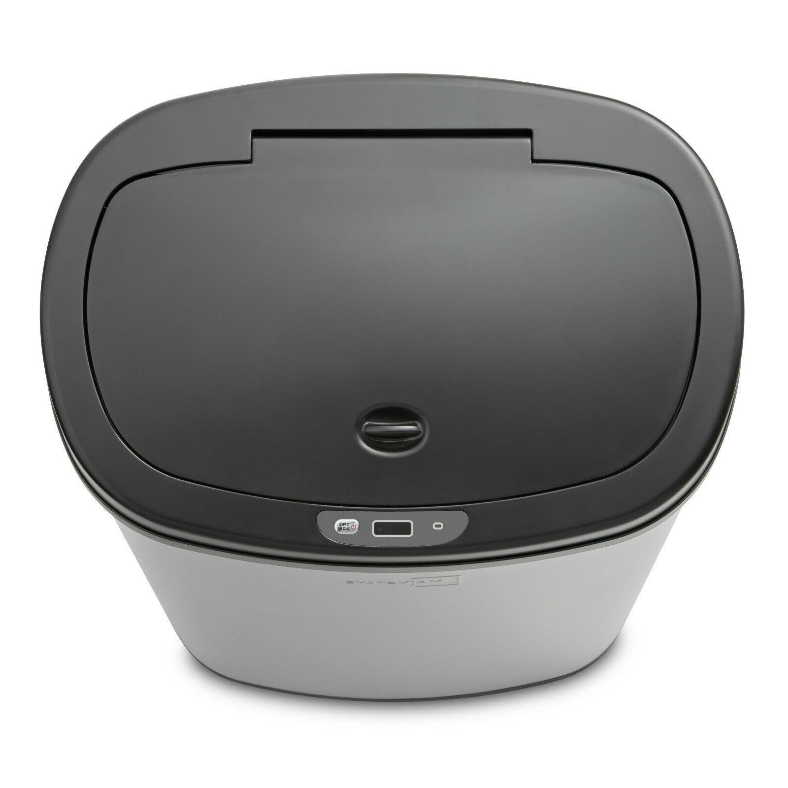 Kitchen Can 13.2 Motion Sensor Hands Open