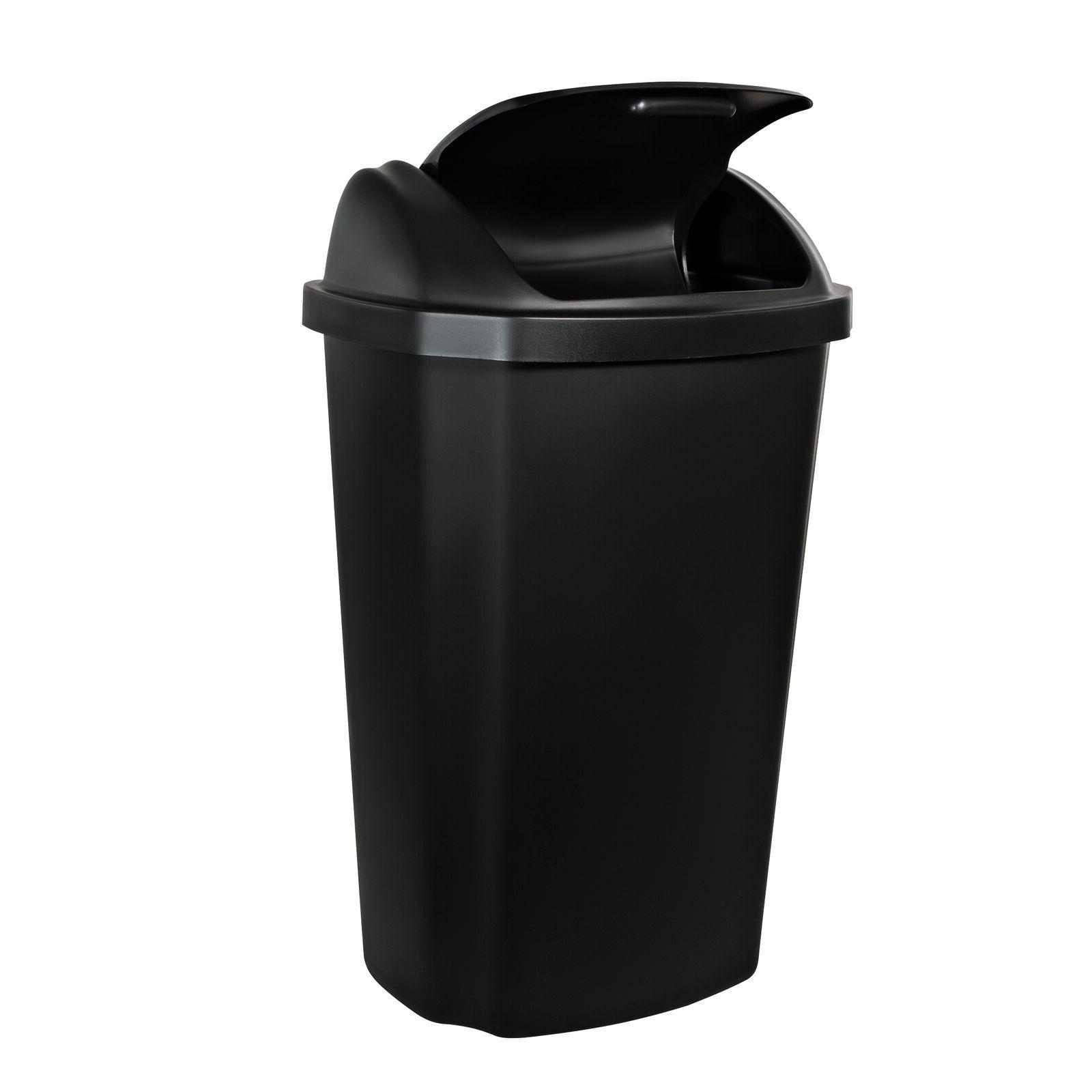 Kitchen Trash Can 13.5 Gal Bin
