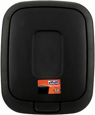 Kitchen Trash Gallon Garbage Black