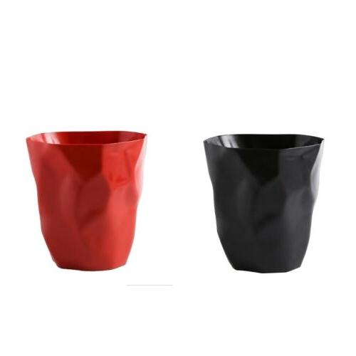 magideal 2pcs trash bin kitchen trash can