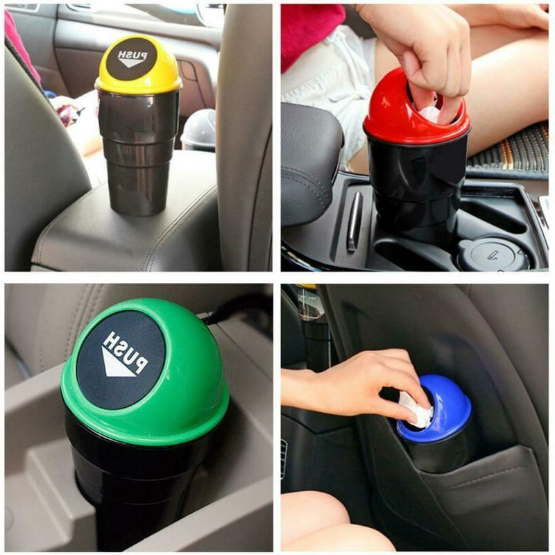 mini auto car dustbin rubbish trash can