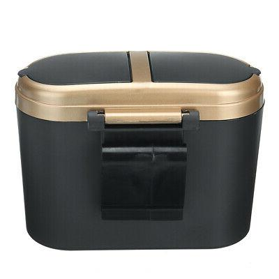 Mini Bin Desktop Table Home With