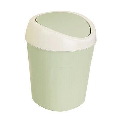 Mini Home Trash Garbage Can Storage Box